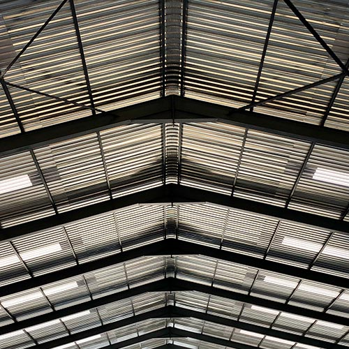 Lightweight Steel Roof Trusses in South Africa