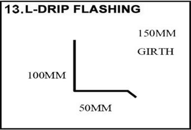 drip-flashing