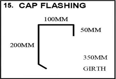 cap-flashing