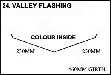 valley-flashing