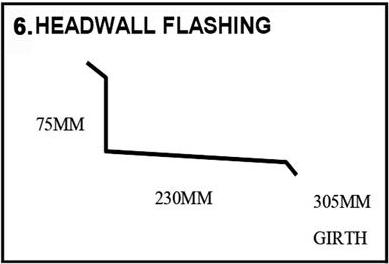 headwall-flashing