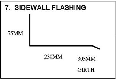 sidewall-flashing